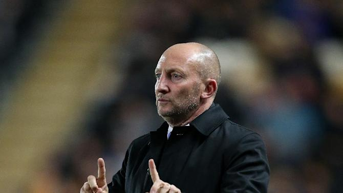 Ian Holloway was disappointed that Leeds ended his side's 14-match unbeaten run
