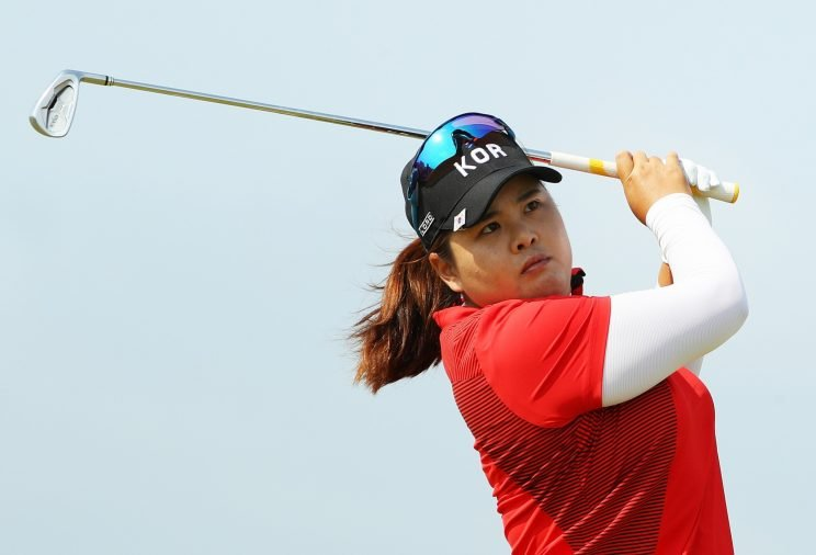 Inbee Park won a gold medal in Rio. (Getty Images)