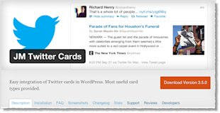 Top 10 WordPress Plugins That You Need To Be Using In 2014 image Top 10 WordPress Plugins JM Twitter card