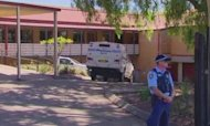 School Evacuated As Girl Shows Class Grenade