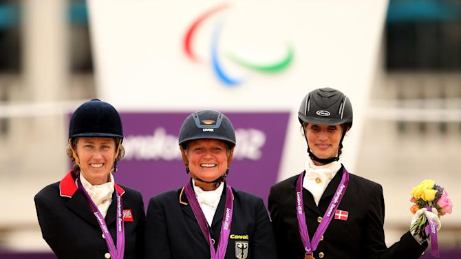 2012 London Paralympics - Day 4 - Equestrian