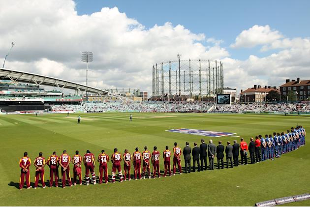 England v West Indies: 2nd Natwest One Day International Series