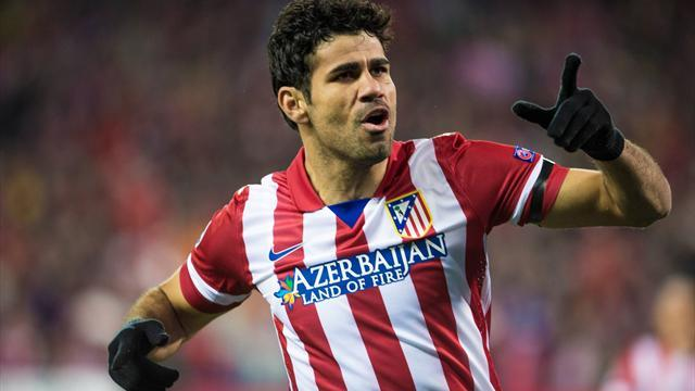 Premier League - Paper Round: Chelsea agree £50 million Costa deal