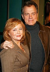 Faye Grant and Stephen Collins | Photo Credits: Kevin Winter/Getty Images