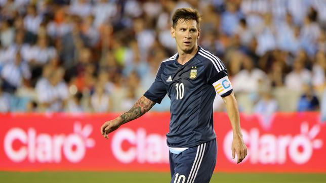 Lionel Messi had to play against Bolivia - Argentina's Gerardo Martino