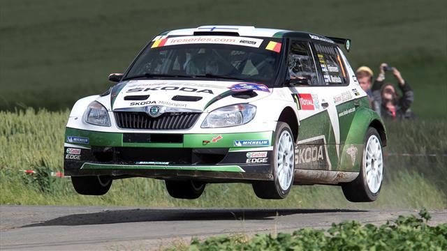 ERC - Geko Ypres Rally set for qualifying