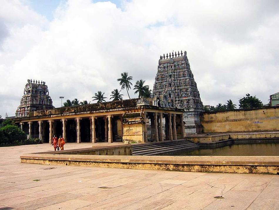 Travel Tamil Nadu Temples