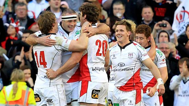 Heineken Cup - Ulster book last-eight spot