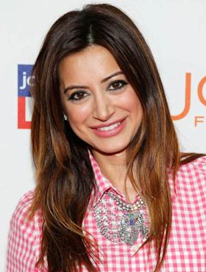 Noureen DeWulf attends the Joe Fresh at jcp Pop Up event in Los Angeles on March 7, 2013 -- Getty Premium