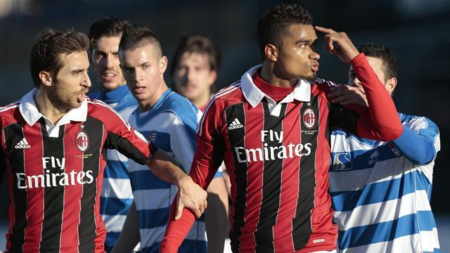 Serie A - Boateng to help Blatter with racism taskforce