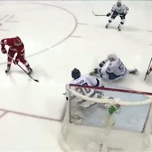 Nyquist buries quick dish from Zetterberg