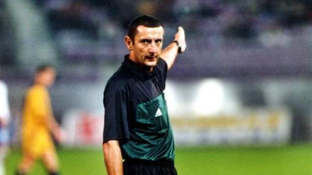 European Football - Former Croatian referee jailed for match-fixing
