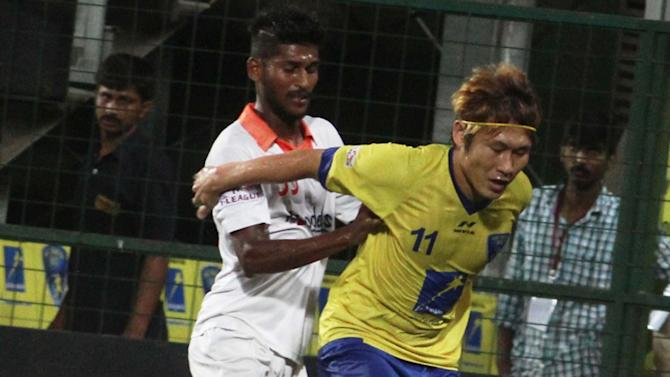 Federation Cup: Sporting Clube de Goa - Mumbai FC Preview: Yellow Brigade look to overturn first leg deficit
