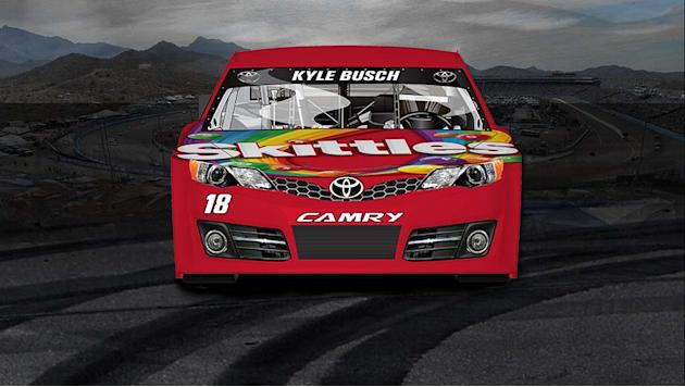 Best Sprint Cup Series paint schemes of 2014