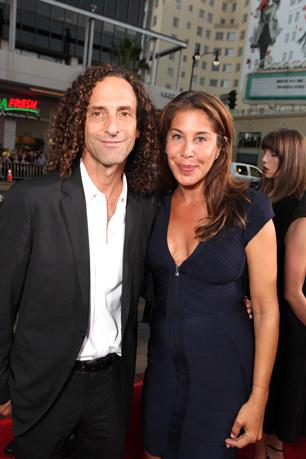 Kenny G's Wife Files for Divorce