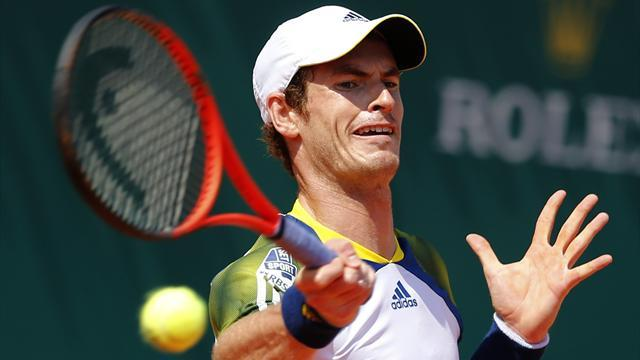 Monte Carlo Masters - Murray crushed by Wawrinka, drops back to third