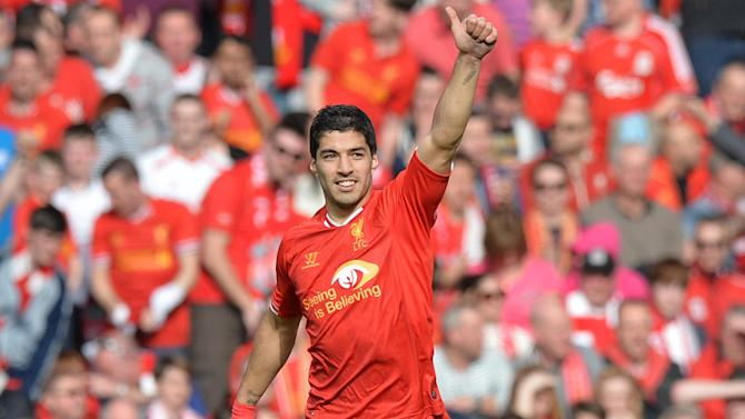 Premier League - Liverpool non-committal over Suarez action