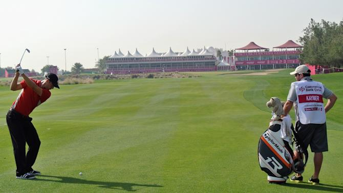 Commercial Bank Qatar Masters - Day Two