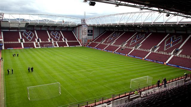 Scottish Football - Hearts settle tax bill