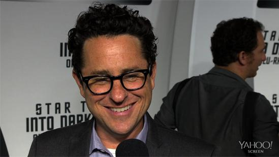 J.J. Abrams on R2-D2's Unlikely Cameos