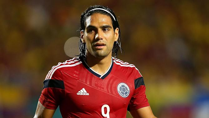 International friendlies - Radamel Falcao scores twice as six-goal Colombia crush Bahrain, Chile lose to Iran