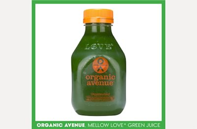 Organic Avenue, Mellow Love Green Juice