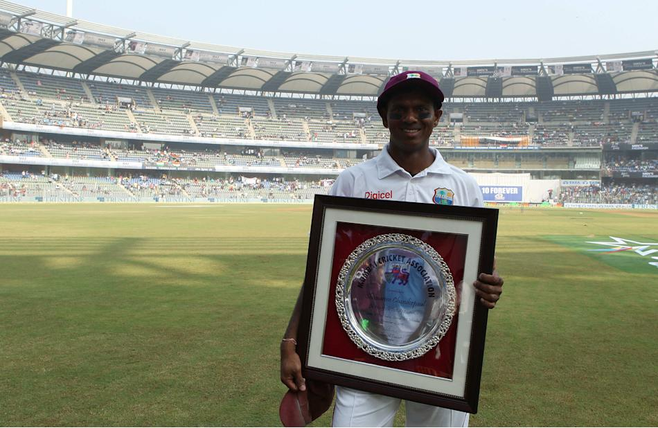 India v West Indies 2nd Test Day 1