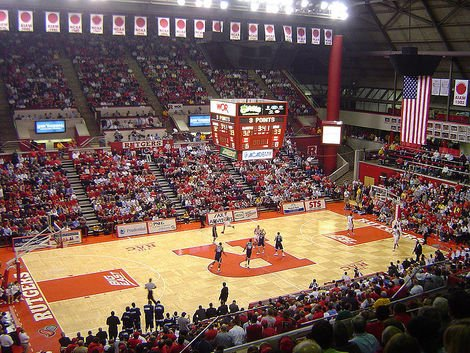 Louis Brown Athletic Center better known as the RAC is home of Rutgers basketball