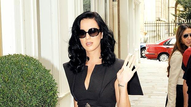 Perry Katy Paris Fashion Week