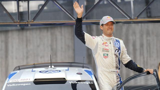 WRC - Ogier debated ceding points lead