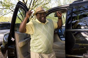 Cedric the Entertainer in Universal Pictures' Welcome Home Roscoe Jenkins