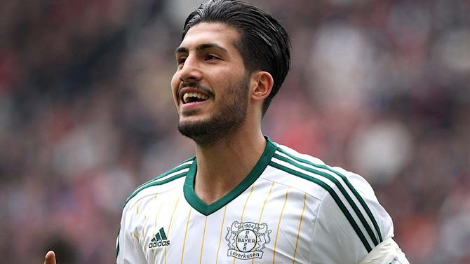 Premier League - Emre Can completes move to Liverpool