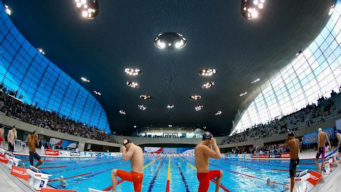 British Gas Swimming Championships 2015: Day Five