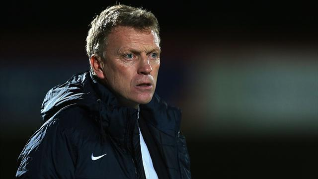 Premier League - Moyes appointed Man Utd manager on six-year deal