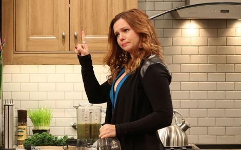 Jenny (Amber Tamblyn) on Two and a Half Men