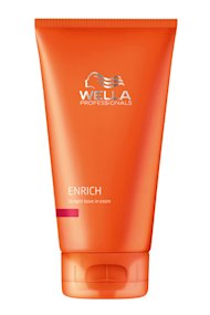 Wella Enrich Straight Leave-In Cream