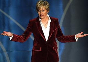 Ellen DeGeneres Set to Host 2014 Oscars: Are You Excited? Take Our Poll!