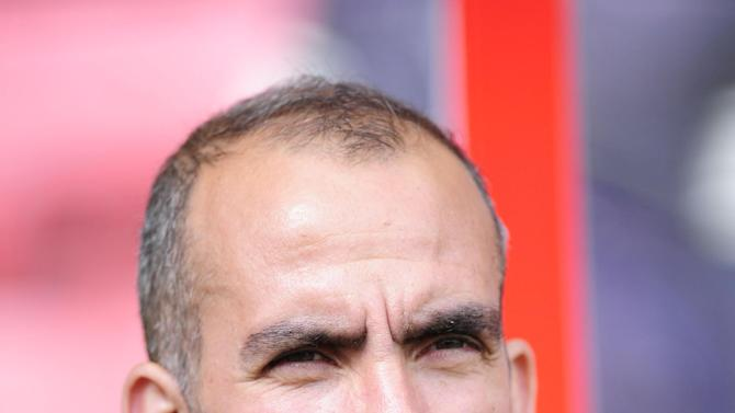 Paolo Di Canio made his feelings known