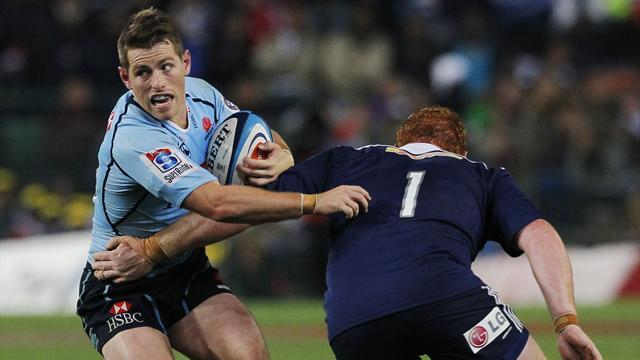 Super Rugby - Waratahs fight back to end losing streak