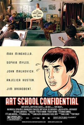 United Artists/Sony Pictures Classics' Art School Confidential