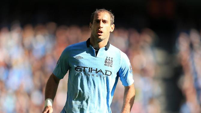 Pablo Zabaleta believes City can take comfort from their fightback against Ajax, despite failing to win