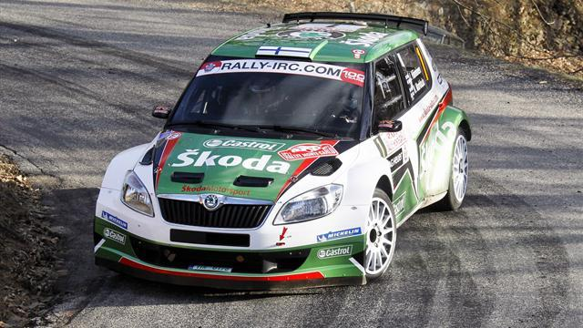 IRC - Hanninen takes Zlín lead back from Mikkelsen