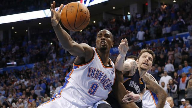 Basketball - Thunder's Ibaka likely out rest of playoffs with injury