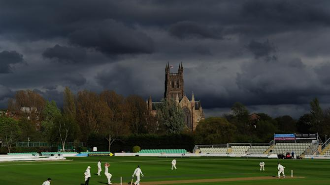 Worcestershire v Nottinghamshire - LV County Championship