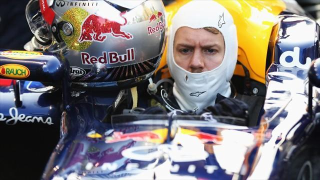 United States Grand Prix - Vettel sets pace in opening free practice