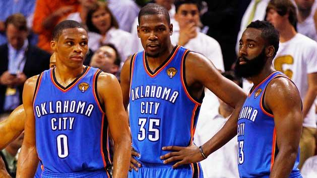 Can the Thunder stay alive?
