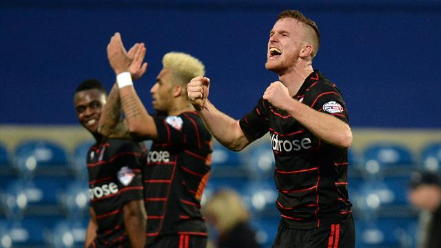 Championship - Ten-man Reading win at QPR