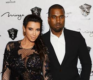 Kanye West Was Right by Kim Kardashian's Side During Birth