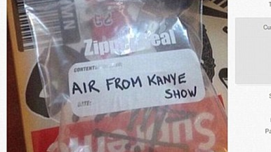 Kanye West air selling for $60,000