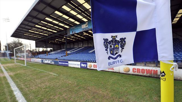 League Two - Bury takeover completed